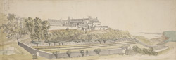 Dunraven House, Glamorganshire July 30th 1775